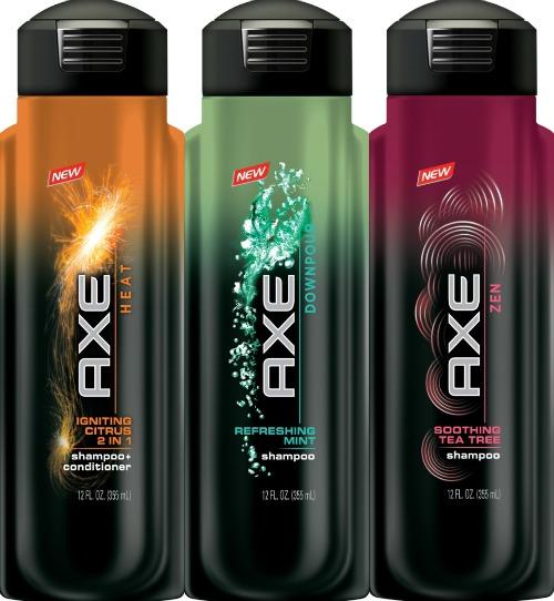 AXE Hair Shampoo Review