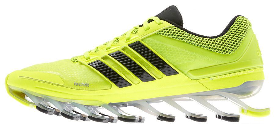 adidas springblade neon