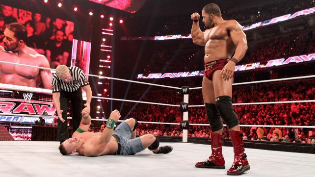 John Cena Manjr