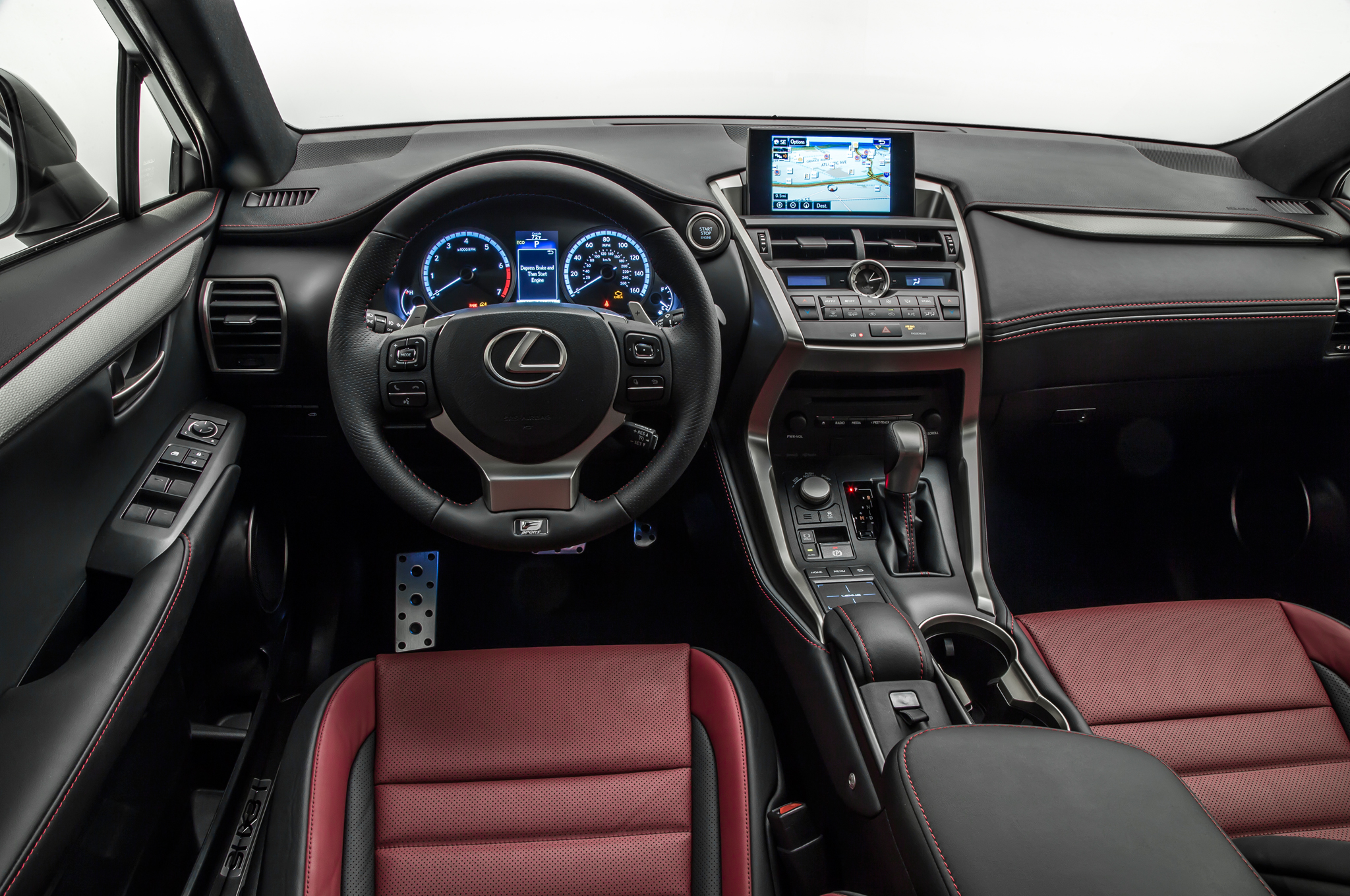 2017 lexus nx 200t f sport interior best new cars for 2018. Black Bedroom Furniture Sets. Home Design Ideas
