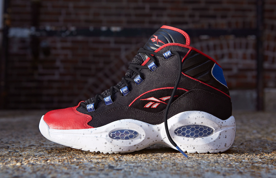 "687fd51c320 Reebok Classic Introduces The Question Mid ""First Ballot"""