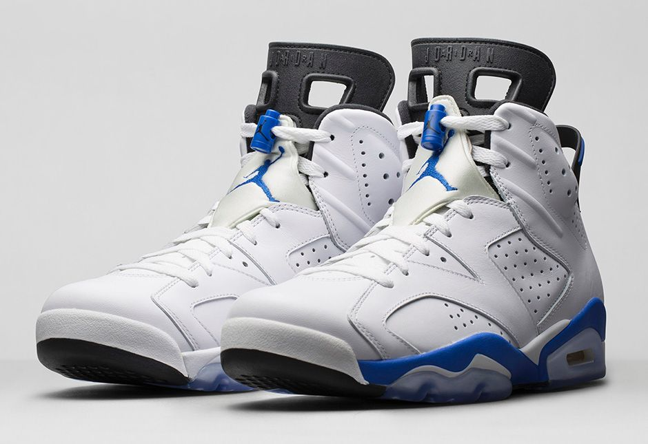 agréable Air Jordan 6 Bleu Sport 1991 Toyota vente Footaction BSYlhLrC8