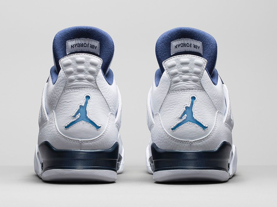 Air Jordan 4Air SoleAir Jordan Mid Men White Blue