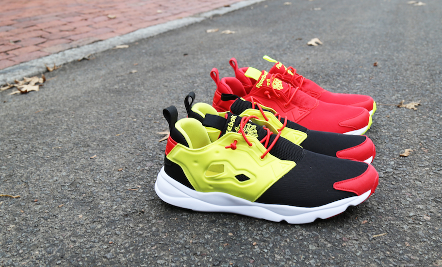 a62a70a6e6ca08 When the Reebok InstaPump Fury was first introduced in 1994