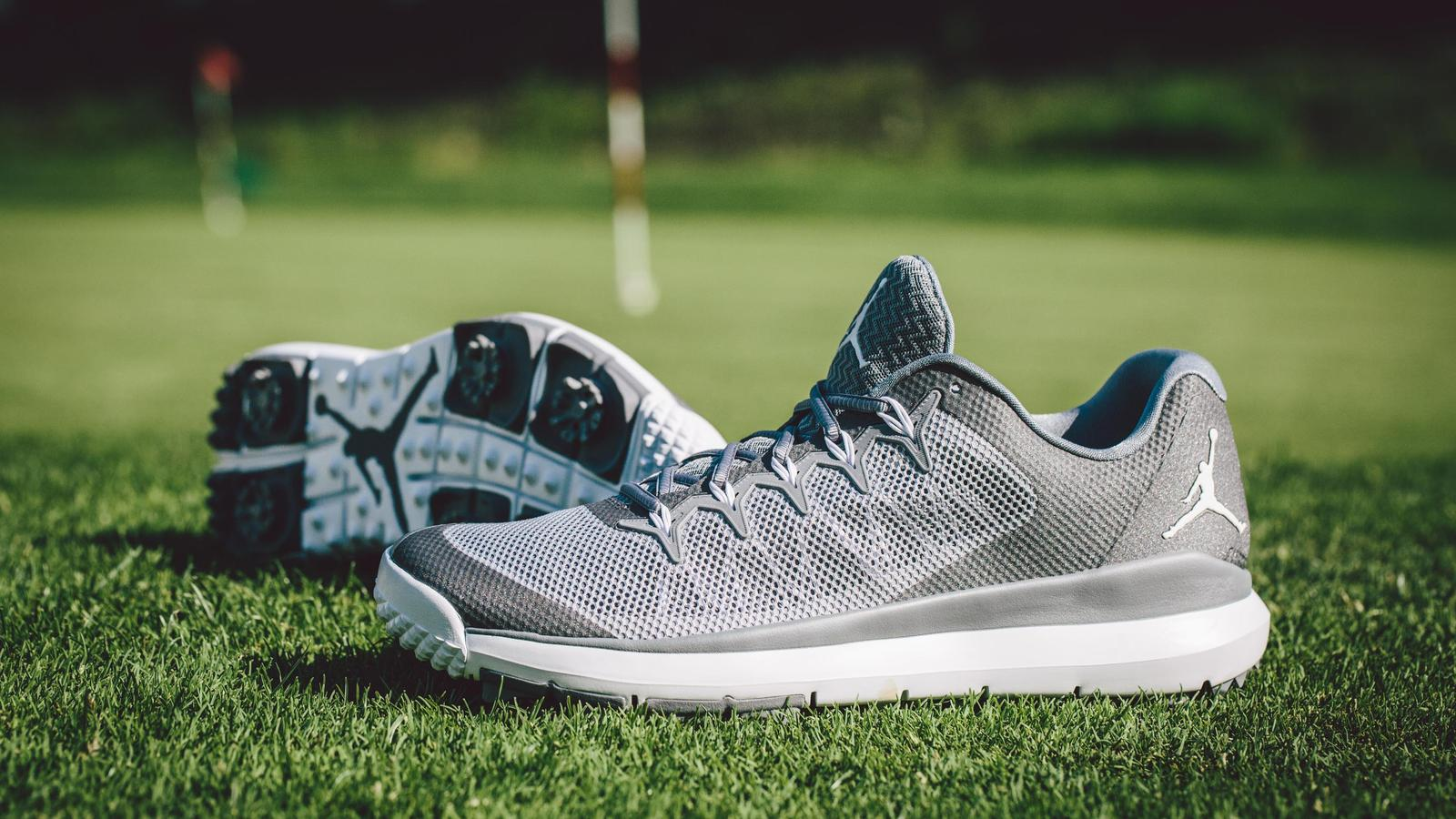 pretty nice 49186 baeba Fore Jordan  Introducing The Flight Runner Golf Shoe