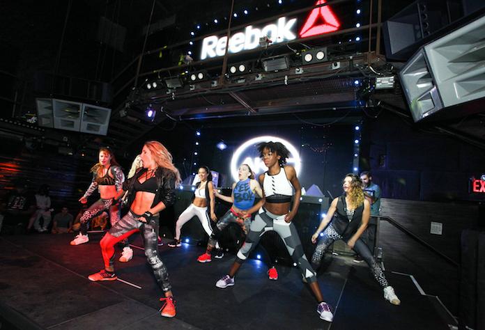 YG Rocks The Classic Nylon Kicks From Reebok In NYC   MANjr
