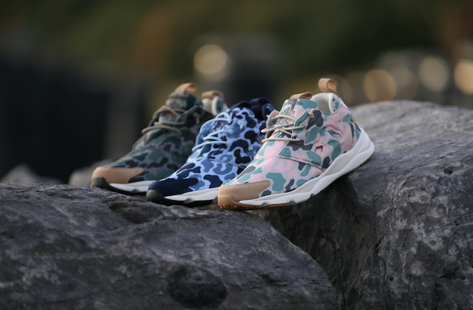 599cacd100c2 As always Reebok is adding more fantastic designs and colorways to their  shoe line. Now there is a new pattern in their FuryLites. Slimmed down and  blasted ...