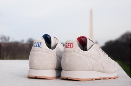 f85bdc24089 The Reebok Classic x Kendrick Lamar Classic Leather is a continuation of  the blue red LA neutrality theme for Kendrick