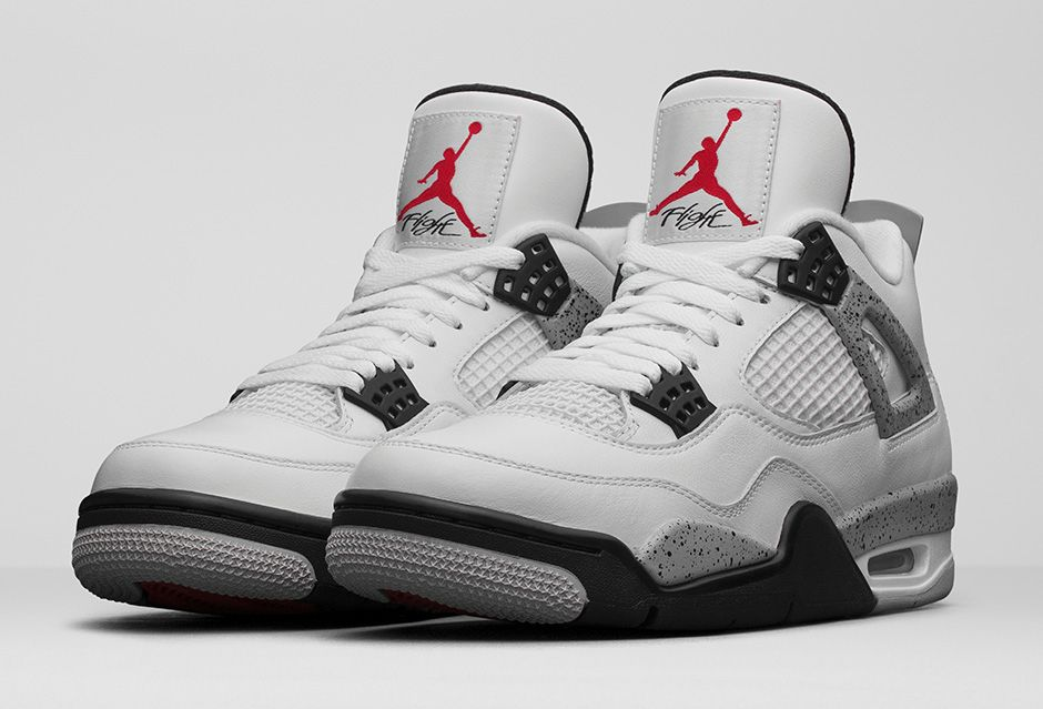 air jordan 4 cement restock 2016 lincoln