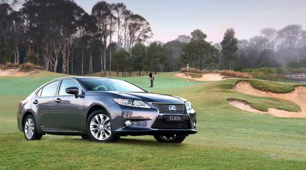 Lexus Goes Pin High At The U.S. Open | MANjr