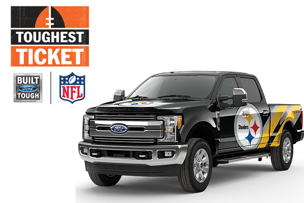 Nfl Toy Trucks : Ford has football fans covered manjr