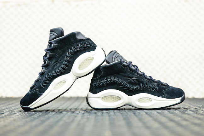 6733982449f Over the years Reebok has teamed up with artists and companies to create a  new take on their classic sneakers. Now Hall of Fame is the next brand to  ...