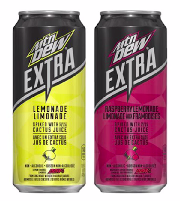 Mtn Dew Introduces Some New Flavors This Spring Manjr