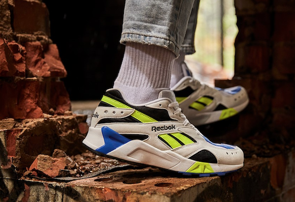 1eb599a85639 Reebok Classic is kicking off the season with the launch of its Newest  Aztrek colorways and complimentary electric blue tracksuit